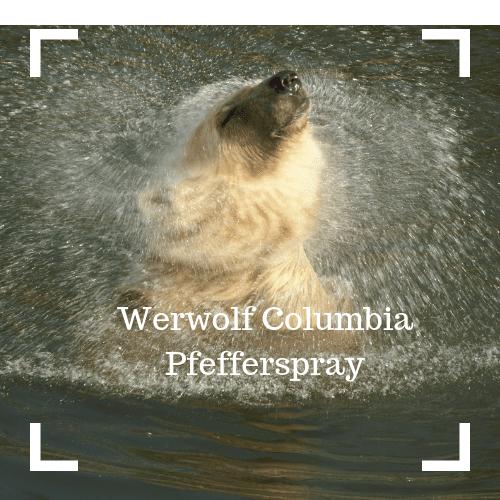 Werwolf Columbia Pfefferspray